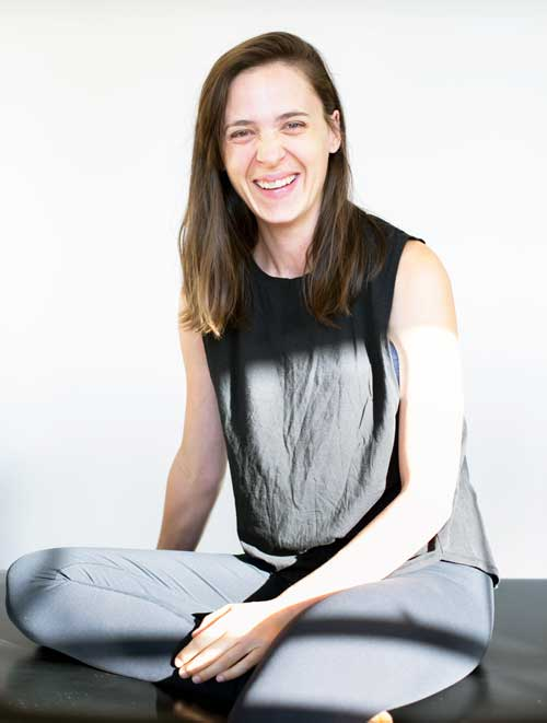 Samantha Agnew, Pilates instructor at Northern Rivers Pilates Lismore NSW