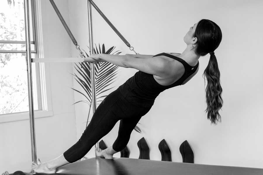 Pilates working for you