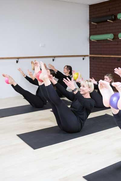 Northern Rivers Pilates class