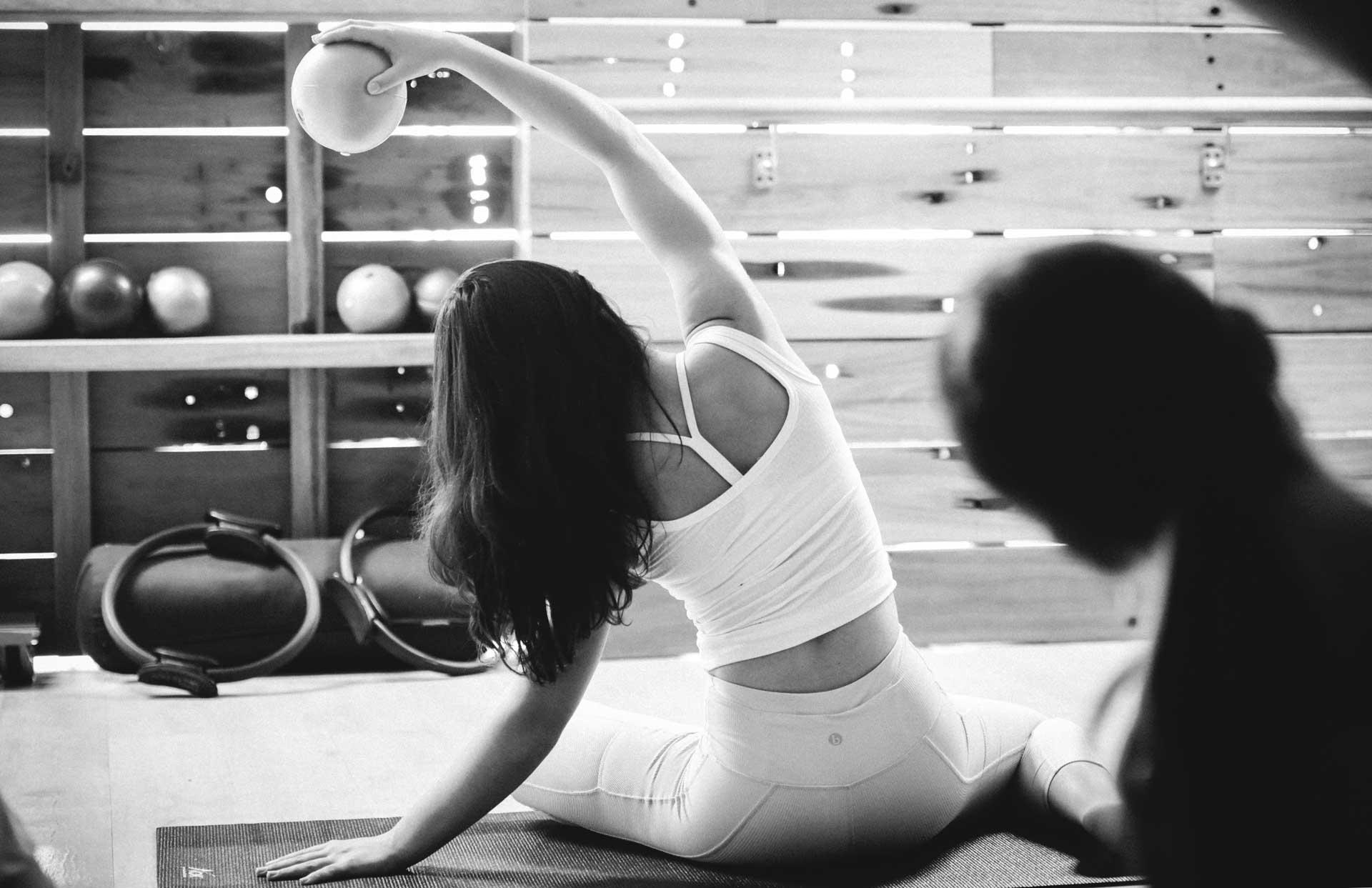 Northern Rivers Pilates mat classes Lismore NSW Australia