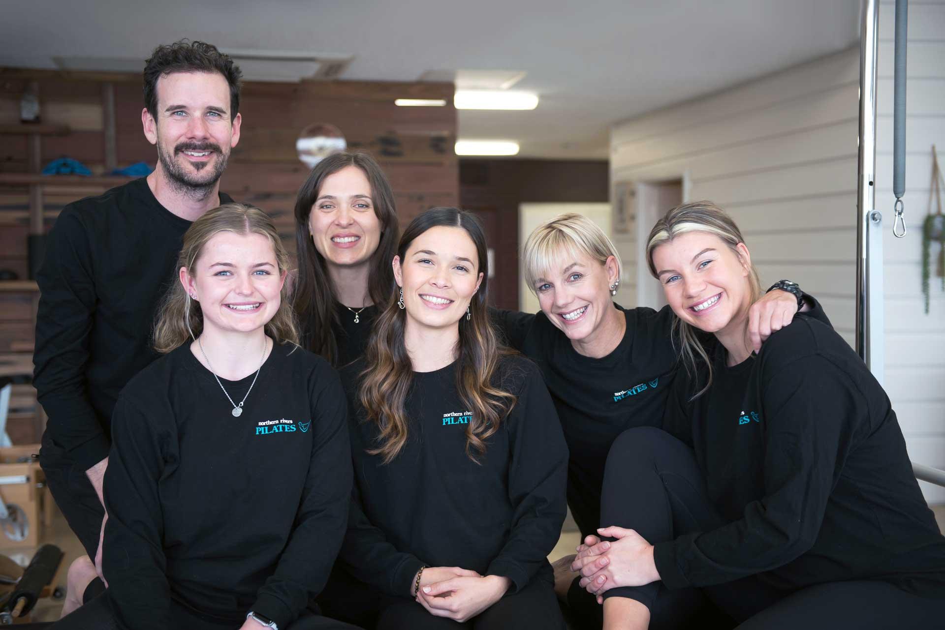 Northern Rivers Pilates team 2021